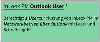 InLoox-PM-Outlook-User