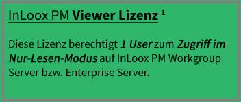 InLoox-PM-Viewer-Lizenz