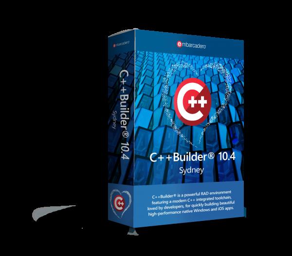 Embarcadero C++ Builder 10.4 Sydney