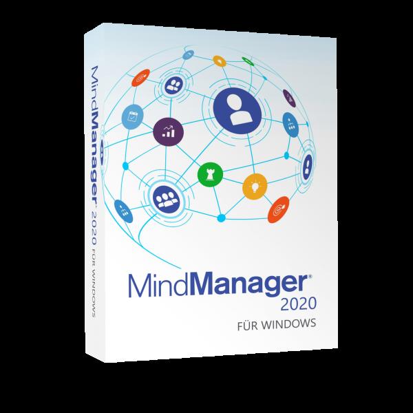 MindManager 2020 für Windows