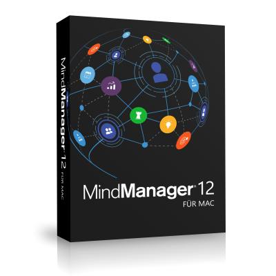 MindManager 12 für Mac