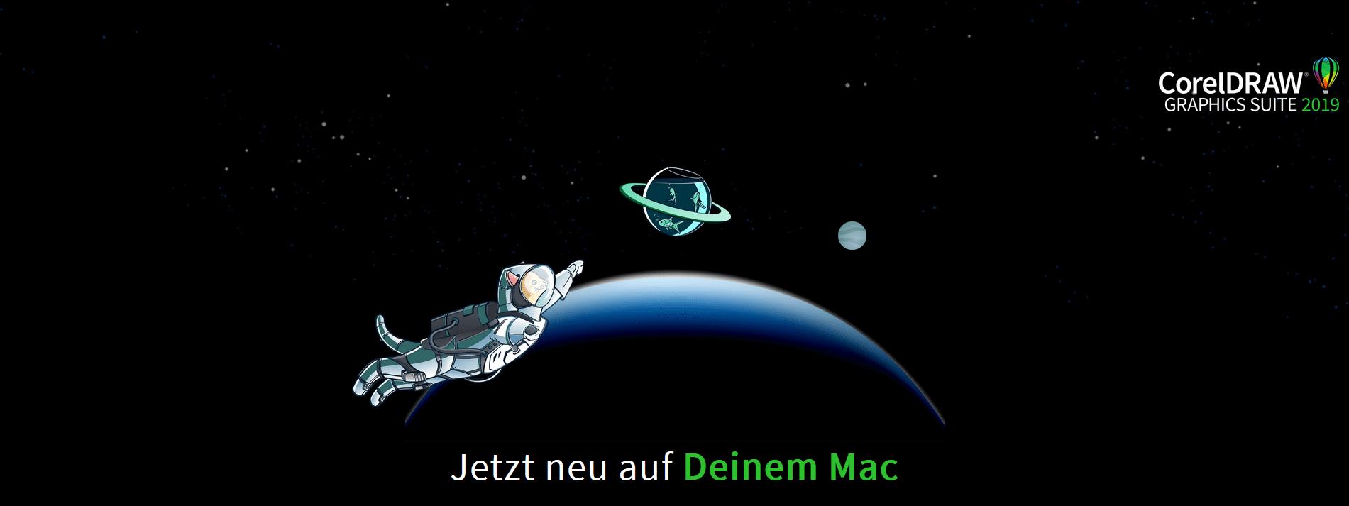 <noscript>CorelDRAW Graphics Suite für Deinen Mac</noscript>